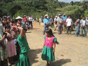 Una comunidad Maya Chorti en Guatemala