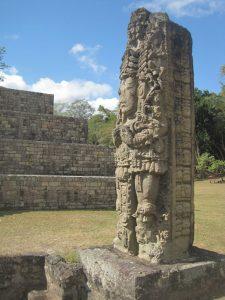 Copán Ruinas, famoso por su arte archeologico