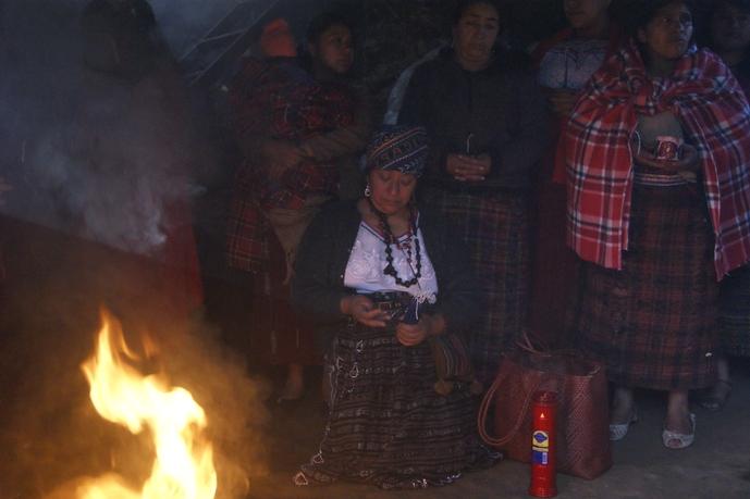 © Frauke Decoodt. Indigenous feminist healing in Guatemala
